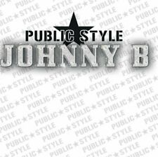 Public Style Johnny B  [Maxi-CD]