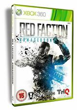 Red Faction Armageddon (Xbox 360) PAL Disc Mint Xbox One Complete New Case J2L