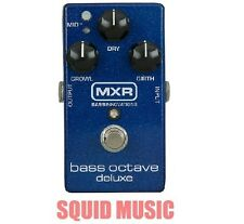 MXR Dunlop M288 Bass Octave Deluxe Effects Pedal M-288 ( B STOCK )