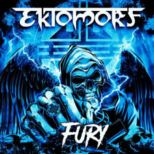 EKTOMORF - FURY DIGI CD NEU