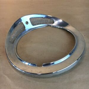 Jaguar XJ6 1969-87 Original Outer Headlight Ring Chrome Trim Bezel DAC2110 OEM