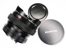 Konica UC 15mm f2.8 Fish-eye AR AE   #6302369