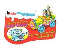 Ü-Ei Palettenanhänger Happy Hippos 1997
