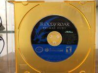 Bloody Roar: Primal Fury Disc Only (Nintendo GameCube, 2002) Tested Resurfaced