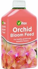 Vitax Liquid Orchid Bloom Feed Plant Food For Beautiful Flowers Nutrients 500ml