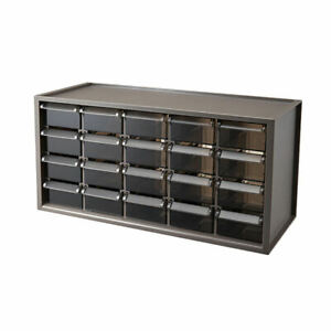 Craft Cabinet 20 Drawer Large Capacity Orderly Plastic for Desktop Office