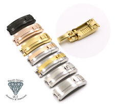 9mm X 9mm GlideLock Oyster Clasp For Rolex Oyster Bracelet + Tools