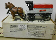 C.B. Hoober Intercourse Pa Horse And Wagon Diecast Ertl Bank #9831