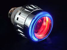 G5 HID Bi-Xenon Headlight Projector Lens Kit with Demon eyes, H4/H1/H7/9004/9005