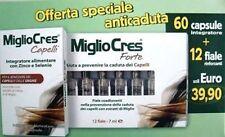 Migliocres 60 Capsule e 12 Fiale Super Offerta