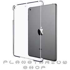 FUNDA DURA 100% TRANSPARENTE PARA APPLE iPAD mini 3 2 SMART COVER + PROTECTOR