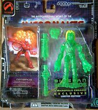 Microman Micronauts Palisades Bioscan Micropolis Embassy Exclusive Membros 1.0