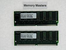 MEM-NSP-128M (2x64) Drachme Mise à Niveau Pour Cisco 6400 Séries Routeurs