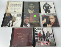 bobby brown New Edition Johnny Gill 8 Cd Lot Poison, Get Away!, Greatest Hits