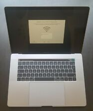 "Apple MacBook Pro 15.4"" 256GB Laptop With Touchbar - MLH32B/A 2016 16GB RAM"