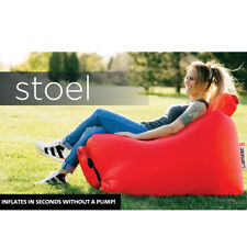 Lamzac by Fatboy Stoel Inflatable Indoor & Outdoor Air Lounger Sofa Chair