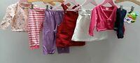 Baby Girls Bundle of Clothes Age 9-12 Months <C3003 Zara M&S Monsoon H&M