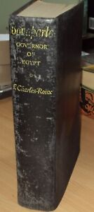 1937 - BONAPARTE GOVERNOR OF EGYPT by F CHARLES ROUX - illustrated 1st edition