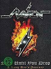 Raven - Rock Until You Drop - A Long Day's Journey (NEW 2xDVD)