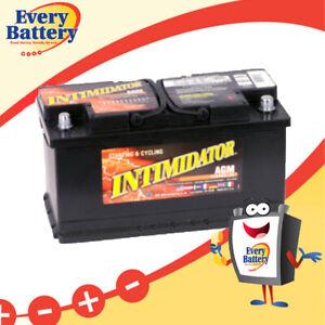 9A49 : Deka Intimidator (DIN100) 12V 900cca 90Ah AGM Battery