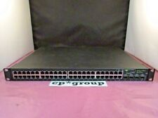 Dell PowerConnect 6248 48-Port Gigabit Switch w/ CX410GE Module GM765 GP931