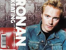 RONAN KEATING : LIFE IS A ROLLERCOASTER / 3 TRACK-CD + VIDEO - TOP-ZUSTAND