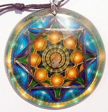 8 Crop Circle Enlightment Vortex Metayantra Pranic Device, ORGONE