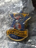 Champion Kentucky Fried Chicken Lapel Pin ONLY ONES ON Rare  C.H.A.M.P.S