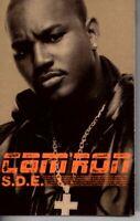 Camron S.D.E Sports Drugs Entertainment 2000 Cassette Tape Album Rap Hiphop