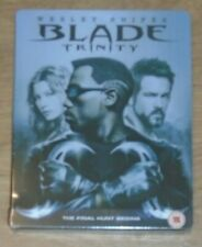 Blade Trinity (blu-ray) Steelbook. NEW and SEALED (UK release)