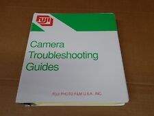 Fuji Camera Repair Manuals. Troubleshooting Guides.