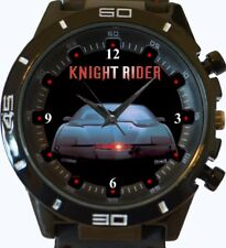 Knight Rider Retro New Gt Series Sports Unisex Gift Wrist Watch