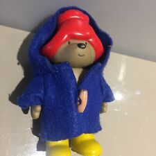 Paddington Bear Toy Vinyl PVC Figure Approx 5""