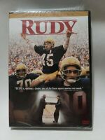 Rudy (DVD, 2000, Special Edition) Widescreen BRAND NEW, FACTORY SEALED