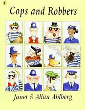 Cops and Robbers (Picture Puffin) by Allan Ahlberg | Paperback Book | 9780140565