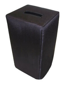 """Acoustic 470 Amp Head (1970's) Cover, 1/2"""" Padded, Black, Tuki Cover (acou016p)"""