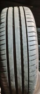 X2 Matching Pair Of 225/65/17 Michelin Pilot Sport 4 SUV 106V Extra Load...
