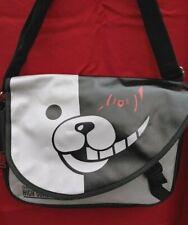 Danganronpa Monokuma Anime messenger bag School bag!UK Seller! Fast Delivery!