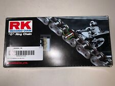 RK Racing Chain GB520XSO-150 520 XSO Gold RX-Ring 150-Link Chain