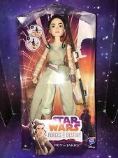 """Star Wars-Las fuerzas del destino - 11"""" Rey de Jakku Aventura Figura-Hasbro"""