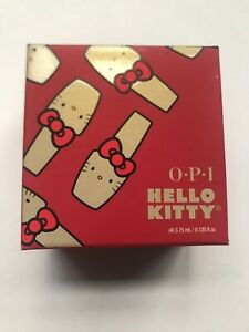 OPI Mini Hello Kitty Collection Holiday 2019 Nail Lacquer Set of 4 SIL-34654 NIB