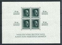 Allemagne Bloc N°11** (MNH) 1937