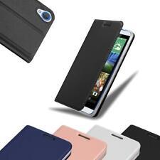 Funda de móvil para HTC Desire 820 cover case bolsa estuche Matt metalizado
