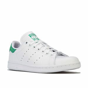 adidas Originals Junior Stan Smith Trainers CG6672 RRP £50 (D)