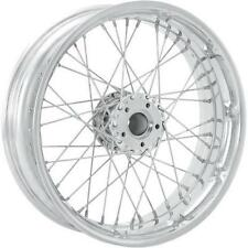 Performance Machine Spoked Wire Chrome 18x3.5 Front Wheel  12426806RSPKCH*