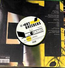 "THE BREEDERS Wait In The Car 7"" YELLOW VINYL NEW SEALED LTD EDITION 45 devo"