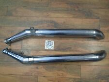1983 YAMAHA XVZ1200 VENTURE EXHAUST MUFFLERS WITH BAFFLES LEFT AND RIGHT SIDE