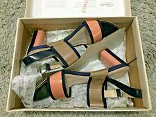 ☆Clarks Sandals Amali Ava Shoes,Dusky Pink☆Size 7 (41) D Standard Fitting☆BNIB!☆