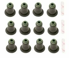 BMW Valve Stem Seal Kit (12 Seals) - Exhaust (6mm I.D.) ELRING Made in Germany