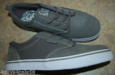 Mens Tennis Shoes GRAY ATHLETIC Sneakers SUEDE LEATHER Lace Up AIRSPEED Size 7